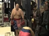 Eric Esch (Butterbean) Vs. Johnny Knoxville