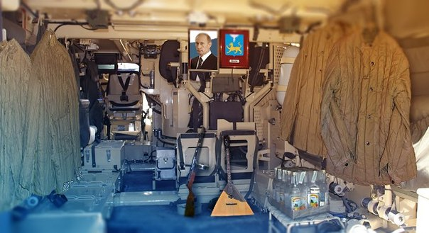 Россия подготовила очередную колонну военной техники для вторжения в Украину, - СНБО - Цензор.НЕТ 7183