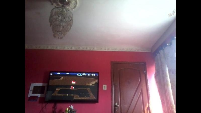 Mario Kart com a Jujuba e passei vergonha