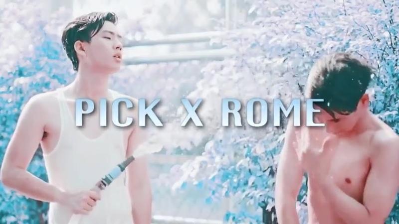 [BL] FADED ▬ Pick Rome