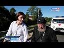 Паломники завершили крестный ход на Соборном холме Смоленска