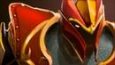 Who calls the Dragon Knight