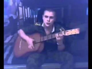 видео песня синяя вечность магомаев