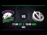 Virtus.pro vs Vici Gaming. bo2. Групповая стадия The International 2018