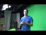 Что такое ХРОМАКЕЙ — как снимать Chromakey Video и вырезать фон | Школа Блоггера