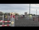 Рябчиков Данил и Грация 130 см перепрыжка