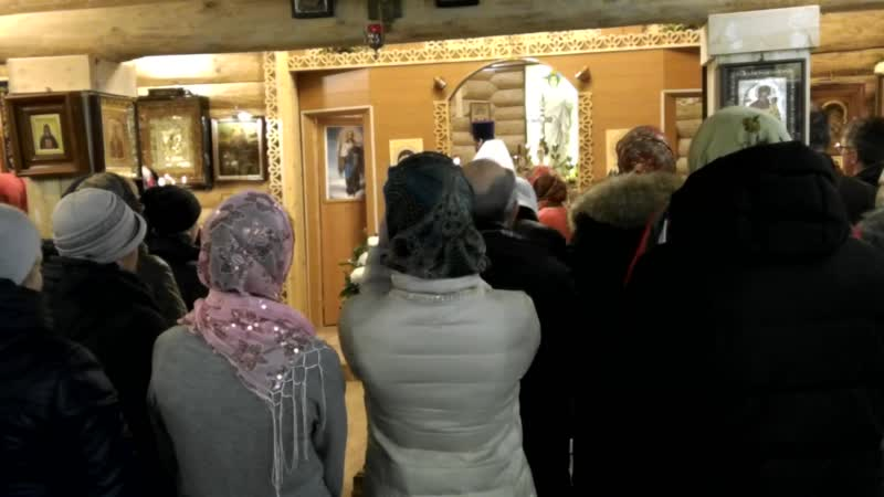 6-08,04,18 Пасха Христова в Кузьмоловском Храме