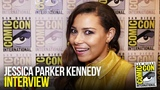 Jessica Park Kennedy Excited for More Nora Allen in The Flash Season 5 Comic Con 2018 Interview