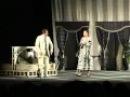 Спектакль Бестолочь Фрагмент 1