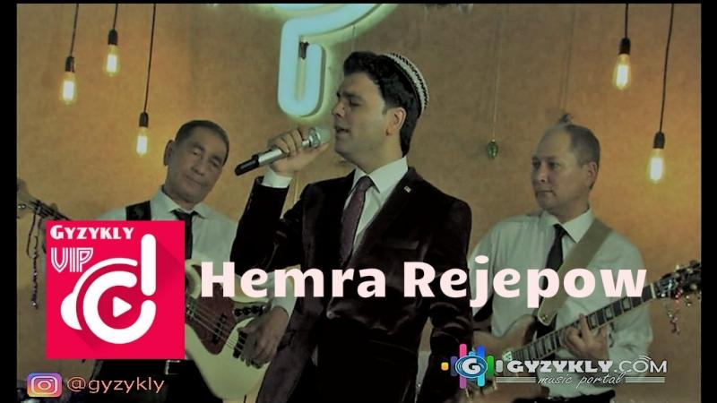 Hemra Rejepow - Bahyna gurban bolayyn (tv gepleşigi) 2018