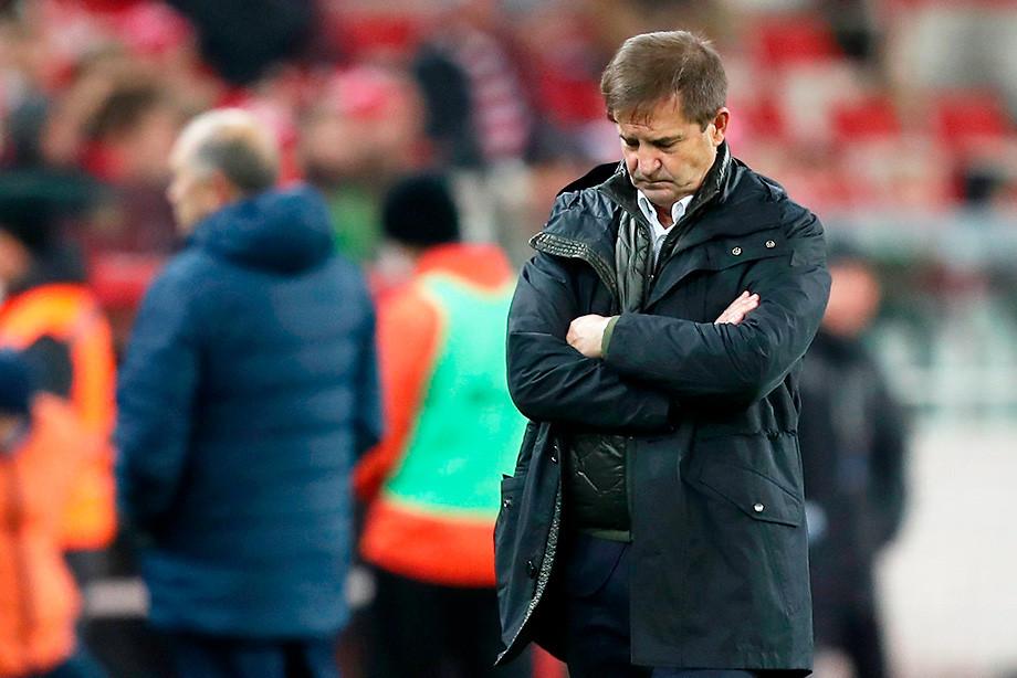 Футбол Рианчо уныл и ужасен. Испанца нельзя оставлять в «Спартаке»