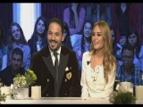 Talk Of The Town - Ramy  and Dalida Ayach 16/01/2014 حديث البلد