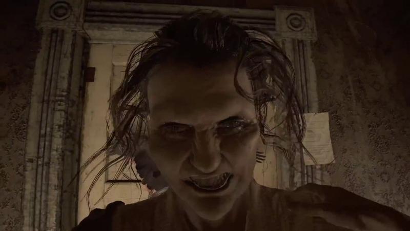 Маргарет Бейкер хочет убить Итана Уинтерса | Resident Evil 7: Biohazard | Русская озвучка