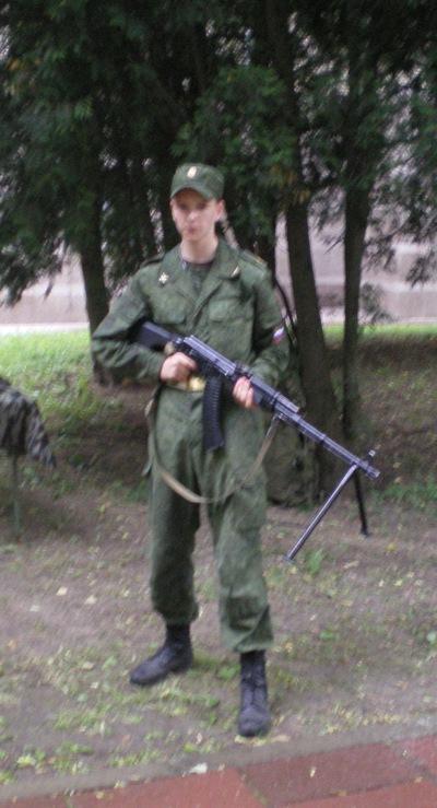 Павел Бормотов, 8 октября , Москва, id214902797