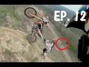 FUNNY EPIC FAILS AND BRUTAL SCARY DIRT BIKE CRASH COMPILATION 12