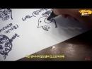 U10TV ep 209 🍯 Honey Tour in US <Epilogue 1> 샤오가 그리는 업텐션 뇌구조🖊