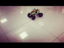Черепашка ниндзя на квадроцикле