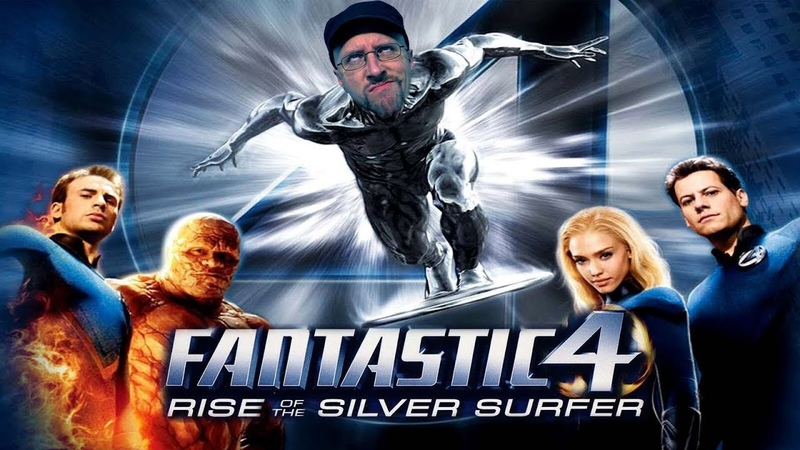 Fantastic Four Rise of the Silver Surfer - Nostalgia Critic