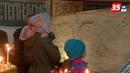 Вторая в России копия Туринской плащаницы навсегда останется в Череповце