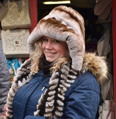 Анна Ионкина, 16 марта , Новосибирск, id54348301