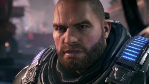 Игра Gears 5 - Русский сюжетный трейлер (E3 2018, Озвучил S@thal) / PlayGround.ru