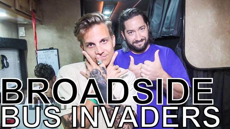 Broadside - BUS INVADERS Ep. 1357 [Warped Edition 2018]