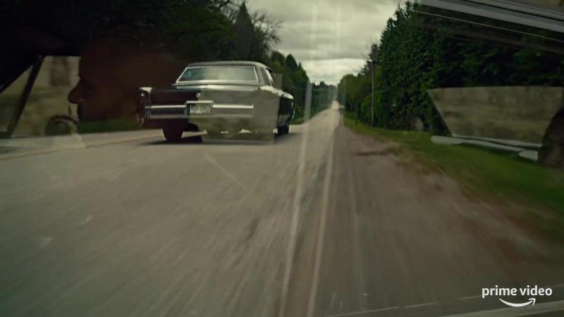 American Gods season 2 Official Trailer rus AlexFilm