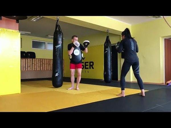 Joanna Jedrzejczyk Training 22 05 18