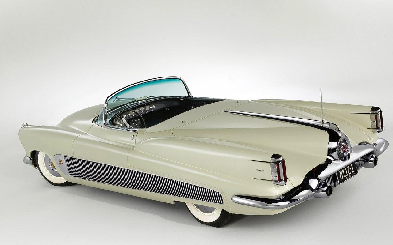 Второй вариант 1951 года - концепт Buick XP-300