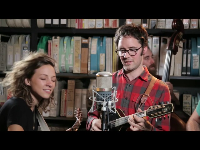 Mandolin Orange - Wildfire - 11/2/2016 - Paste Studios, New York, NY
