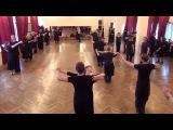 Медленный фокстрот. Школа бального танца для взрослых.