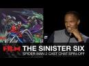Sinister Six movie - Jamie Foxx, Dane DeHaan and Marc Webb chat ideas