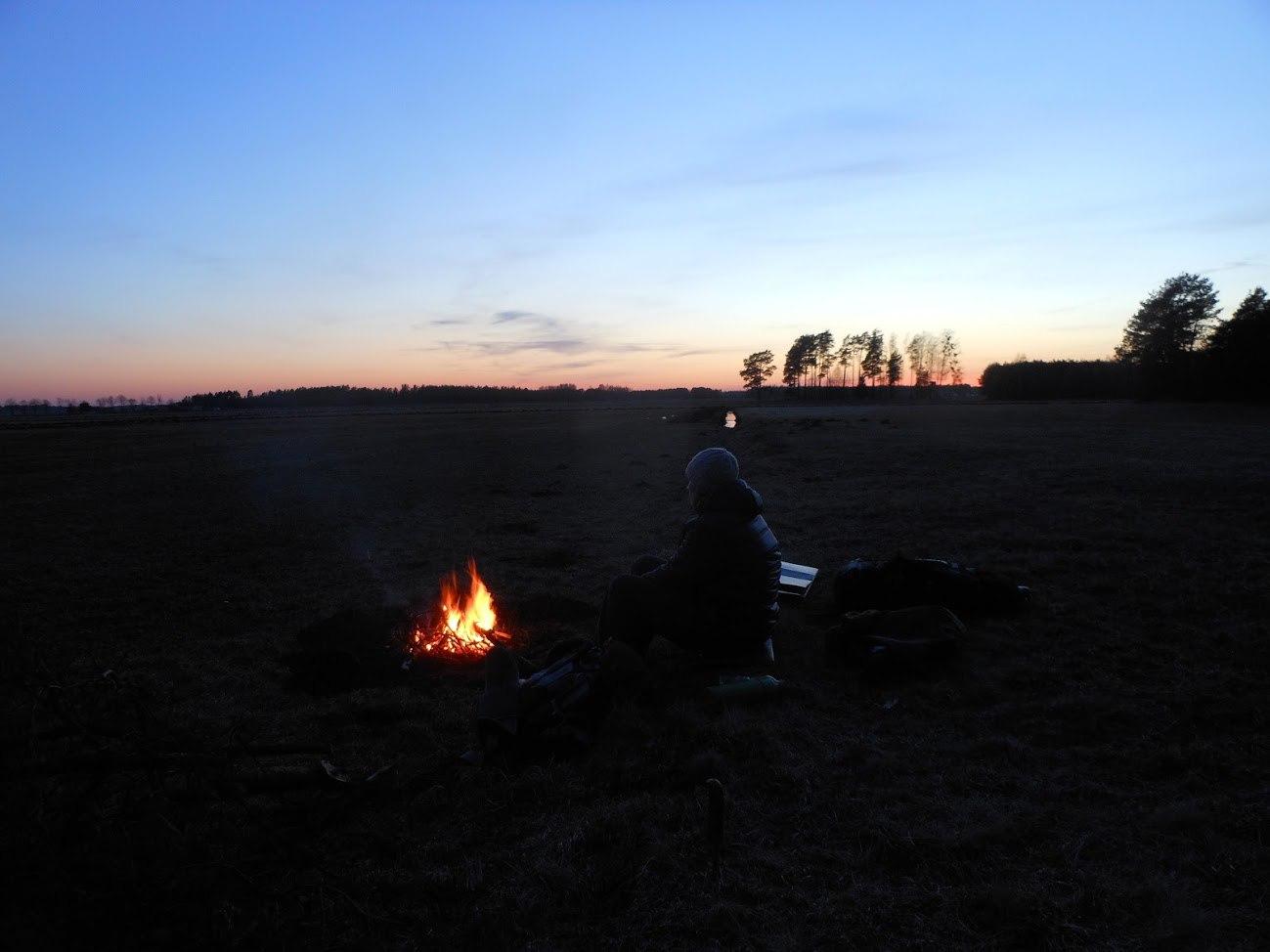 Фото кочующего путешественника