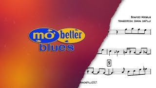 Mo' Better Blues - Branford Marsalis - 🎷Sax Alto Transcription 🎷