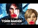 Смешное прохождение Rise of the Tomb Raider #4. Лариска ищет Аньку чтобы надавать ей по попке.