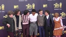 IT Cast at the 2018 MTV Movie And TV Awards at Barker Hangar in Santa Monica