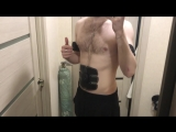 Пояс Ems trainer для похудения