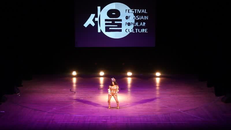 Myakish Nicki Minaj Ярославль FAP 2019. Festival of Asian Popular culture