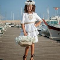 Платья из испании для девочек