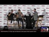 The Vampire Diaries (Paul Wesley Ian Somerhalder) Fan Expo Canada 2018 Full Pa
