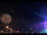 Салют Дня города Миасс 245 лет