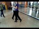 Аргентинское танго. Вариация под музыку (1-3 части)