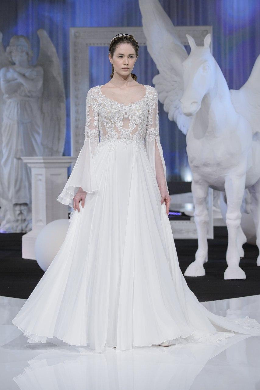 WjACodccINk - Коллекция свадебных платьев Nicole