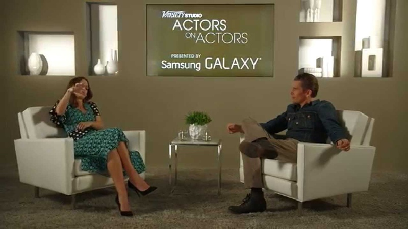 Actors Talk Embarrassing Moments at the Variety Studio Actors on Actors presented by Samsung Galaxy