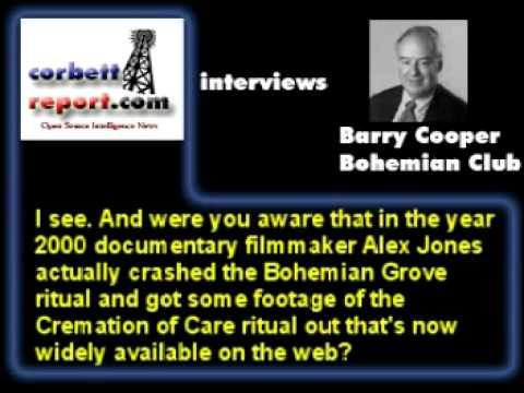 Corbett Report confronts Bohemian Grove member