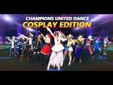 Champions United Dance - Cosplay Edition - Mobile Legends Bruno Cup
