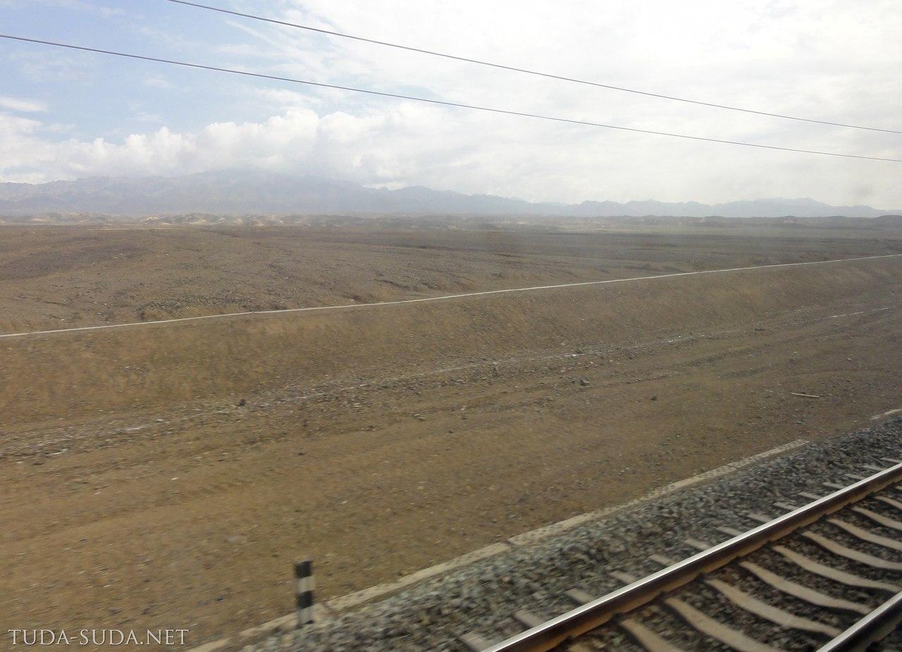 Поезд Сиань-Урумчи