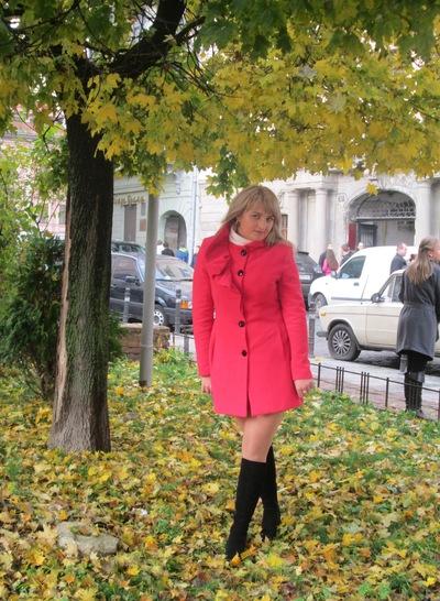 Леся Пишняк, 28 октября , Львов, id106125535