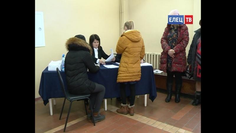 Выбор за нами неравнодушные к своему городу ельчане активно участвуют в рейтинговом голосовании
