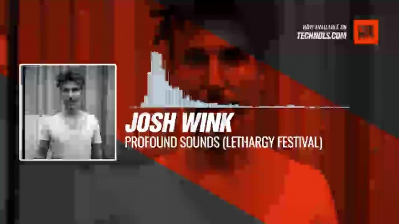 Josh Wink - Profound Sounds (Lethargy Festival at Rote Fabrik Part 2) Periscope Techno music